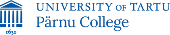 University of Tartu Pärnu College logo