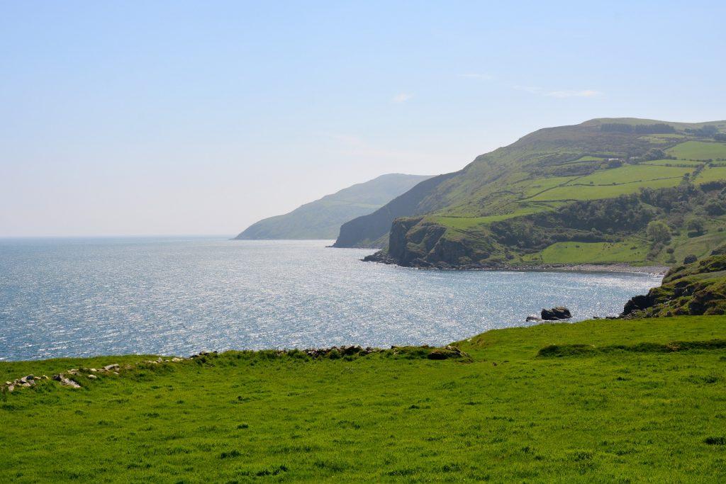 Coastal view from Ireland.